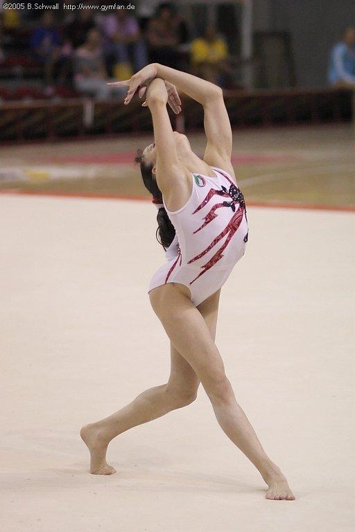 Vanessa Ferrari Feet