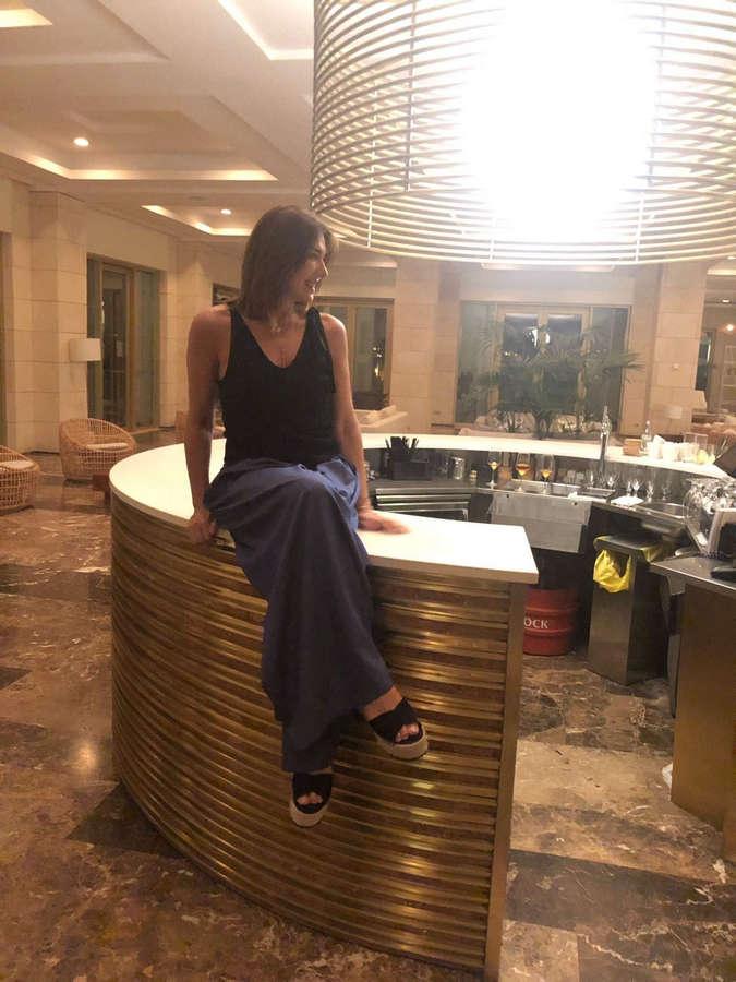 Raquel Revuelta Feet