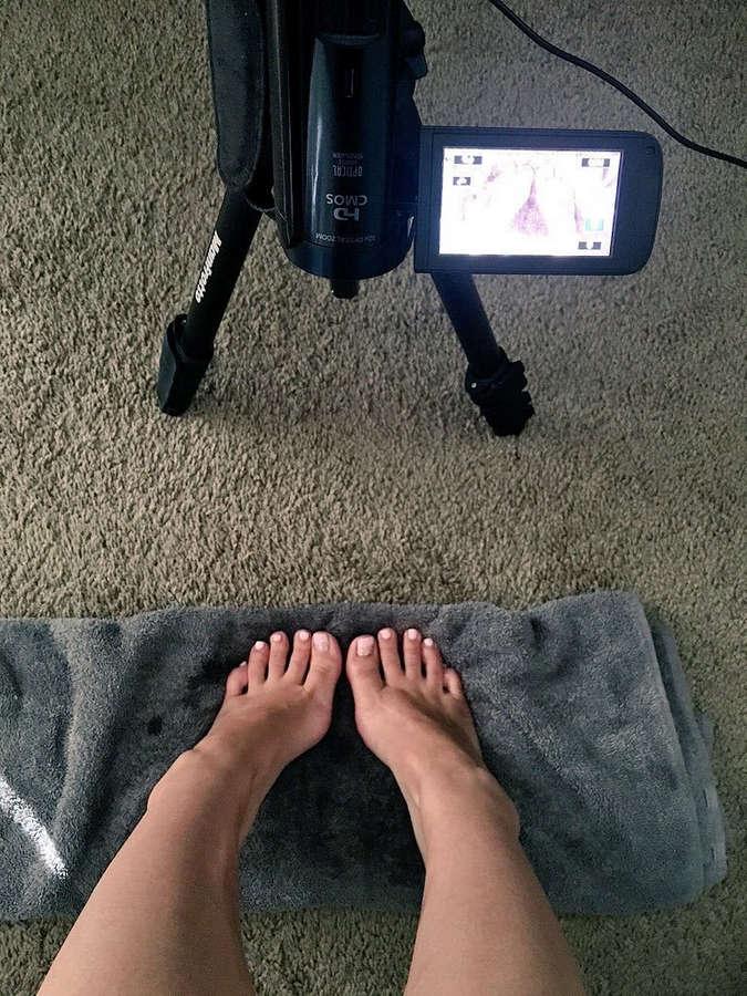 Christy Berrie Feet