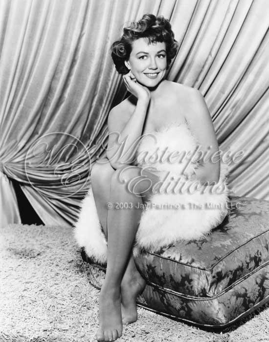 Dorothy Malone Feet
