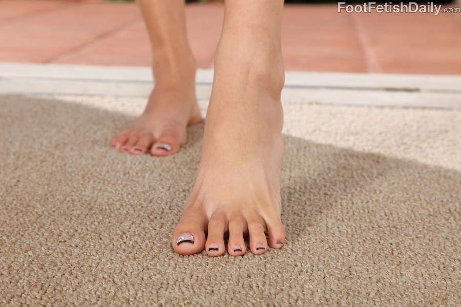 Danica Dillan Feet