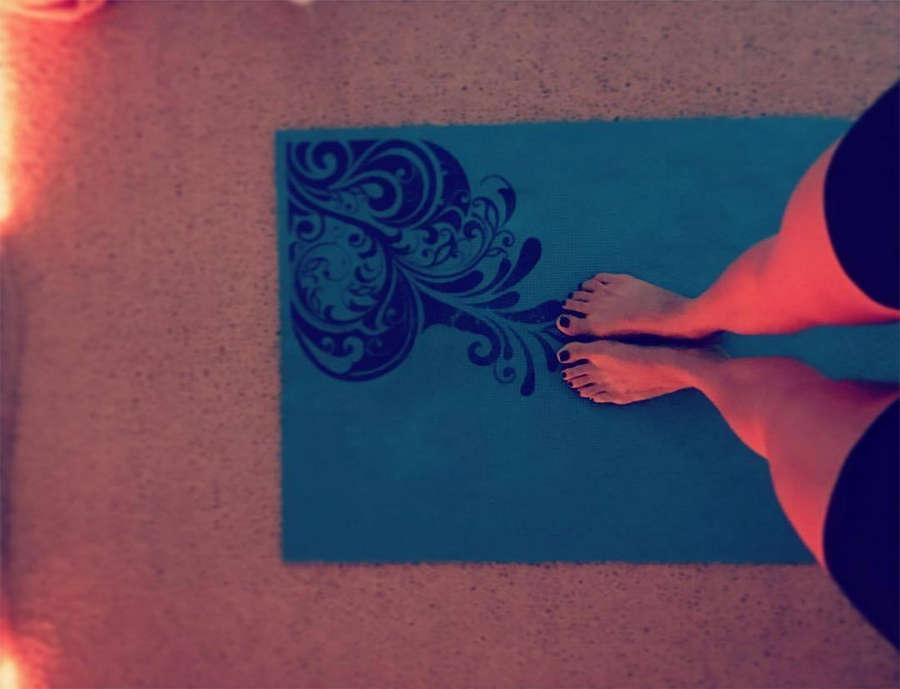 Chauntal Lewis Feet