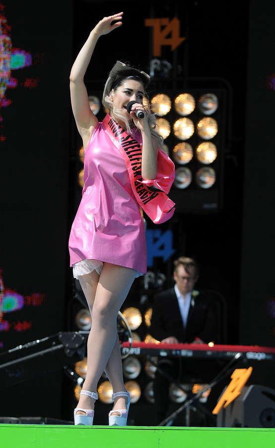 Marina Lambrini Diamandis Feet