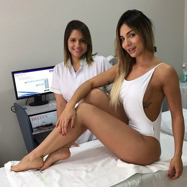 Aline Mineiro Feet