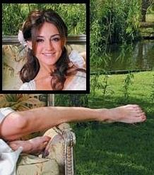 Eleonora Wexler Feet