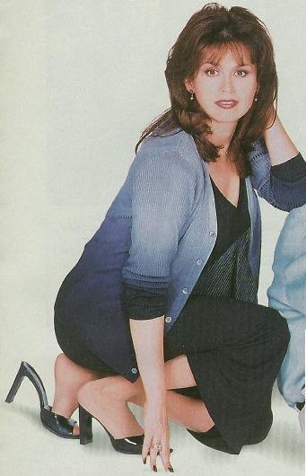 Marie Osmond Feet