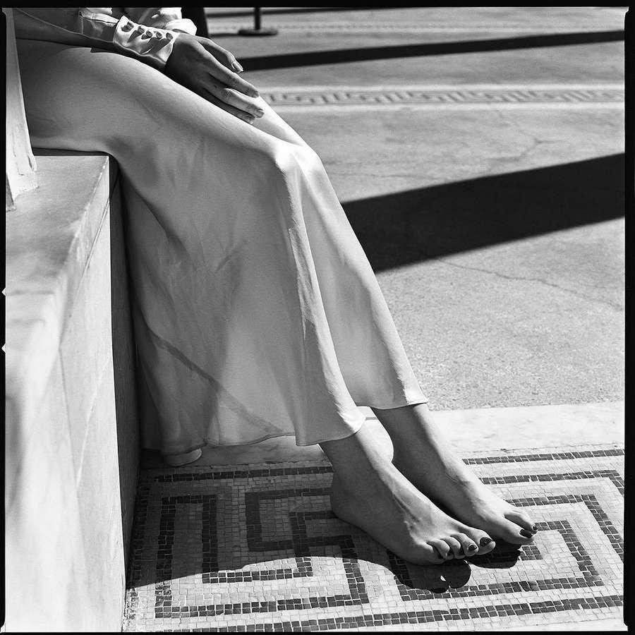 Ana Corbi Feet