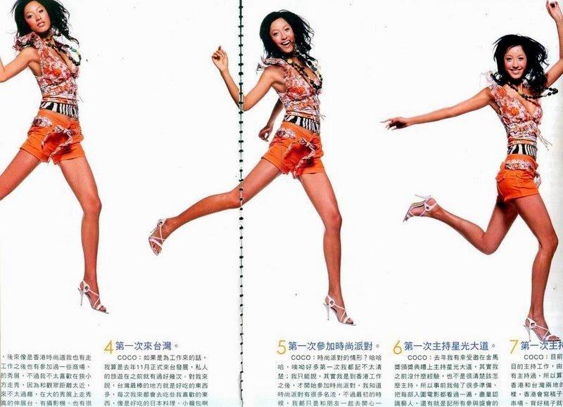 Coco Chiang Feet