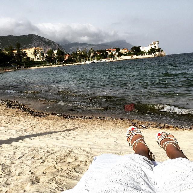 Sofya Skya Feet