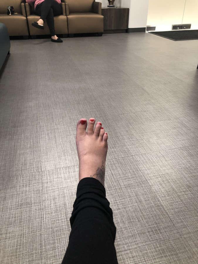 Farah Fath Feet