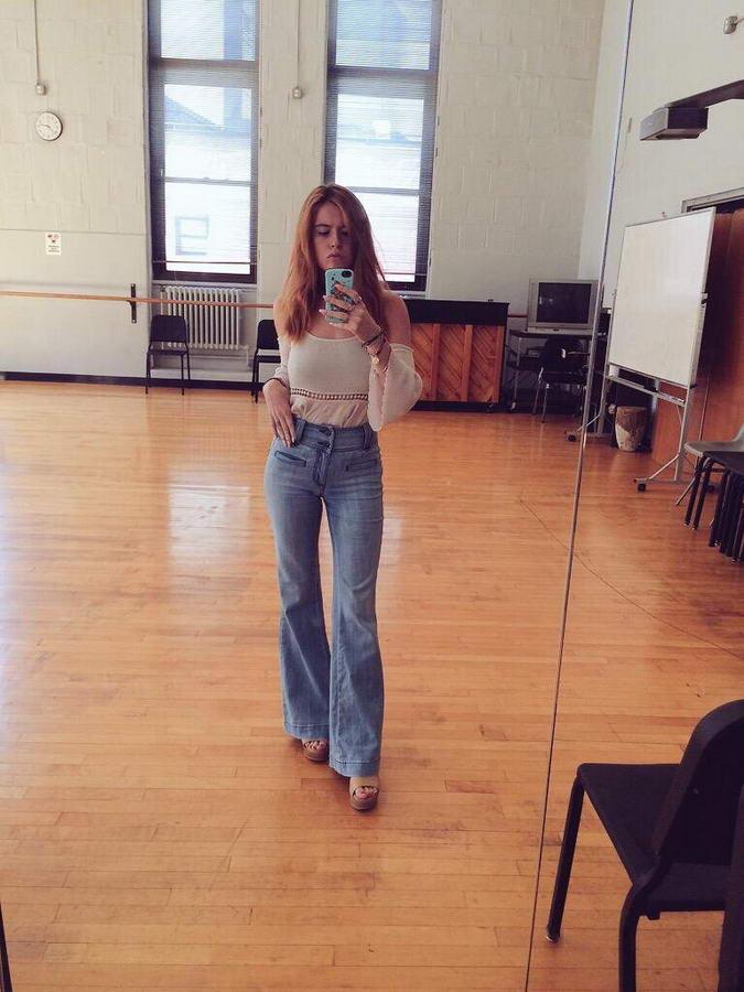 Molly Gallagher Feet