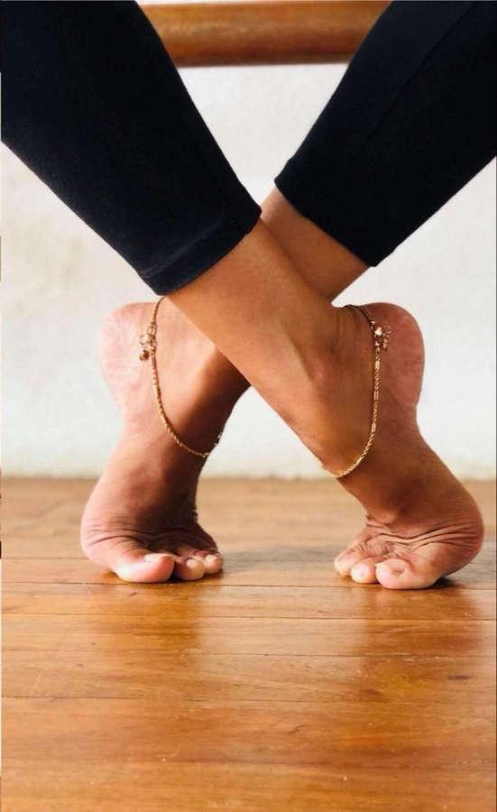 Krishanthi Dilrukshi Feet