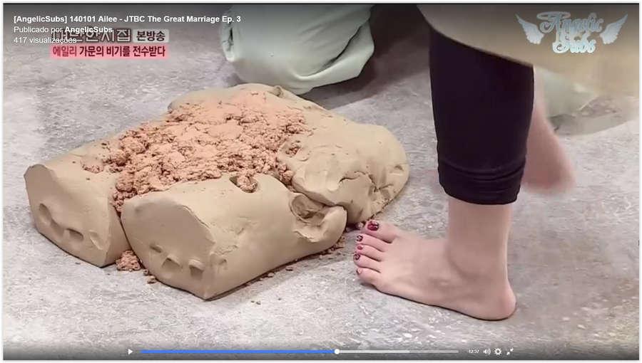 Ailee Feet