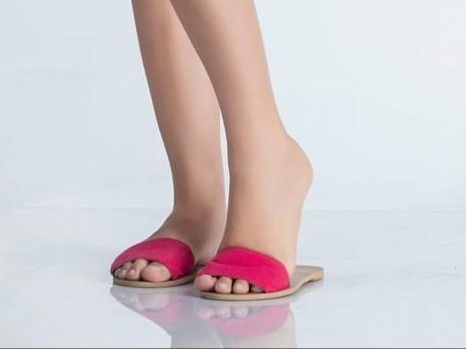 Amritaa De Silva Feet