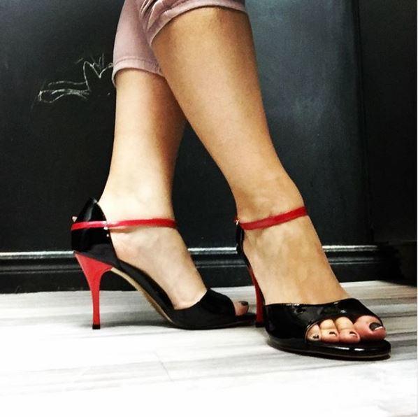 Heather Dicke Feet