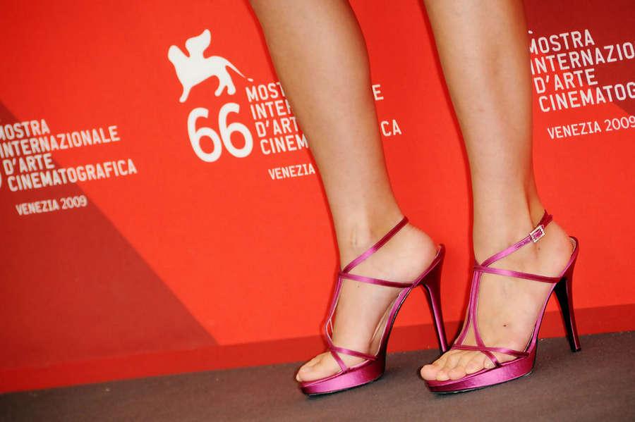 Veronica Gentili Feet
