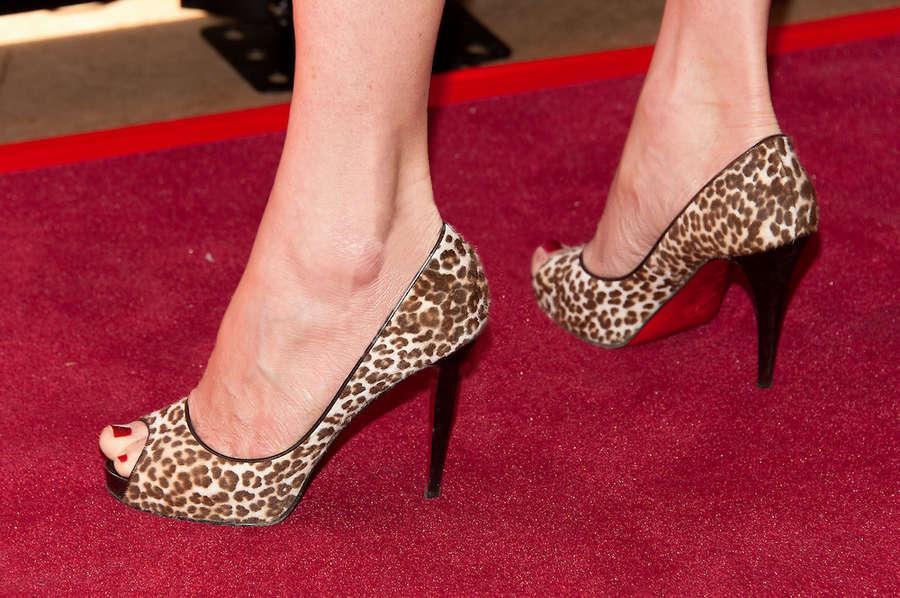 Elizabeth Mitchell Feet