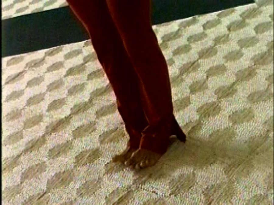 Ana Caban Feet