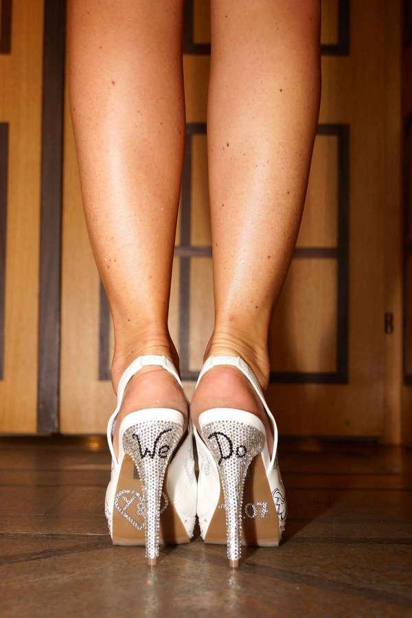 Yvonne Rueff Feet