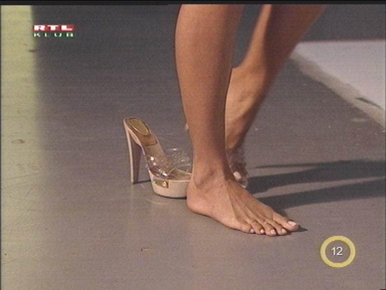 Eva Horvath Feet