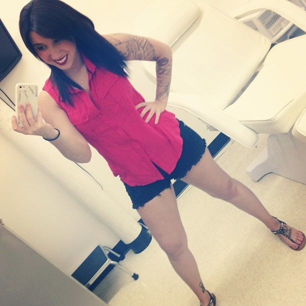 Jillian Jensen Feet