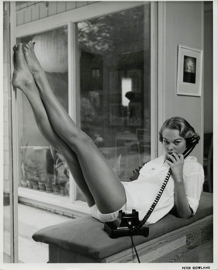 Jo Ann Aehle Feet