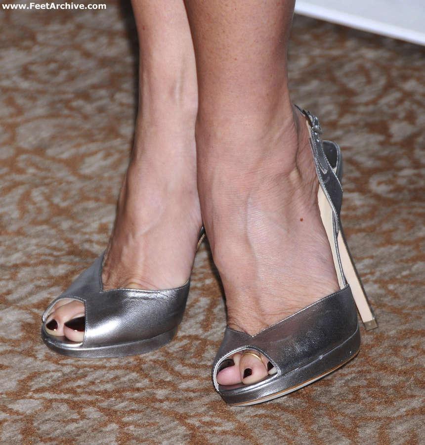 Nicollette Sheridan Feet