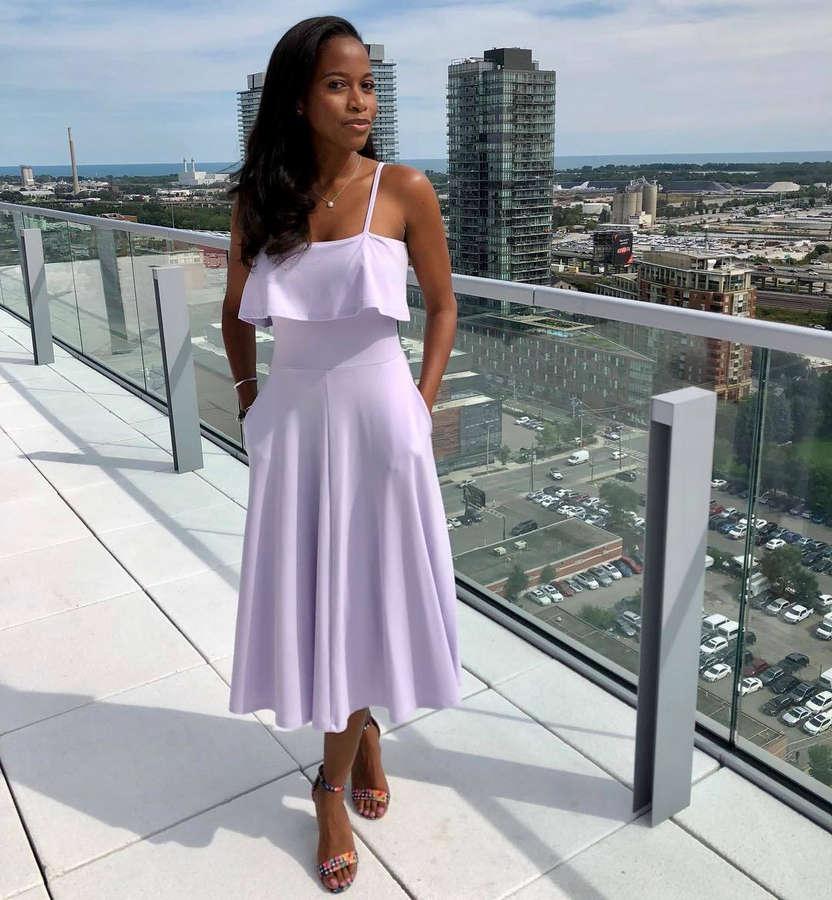 Nneka Elliot Feet