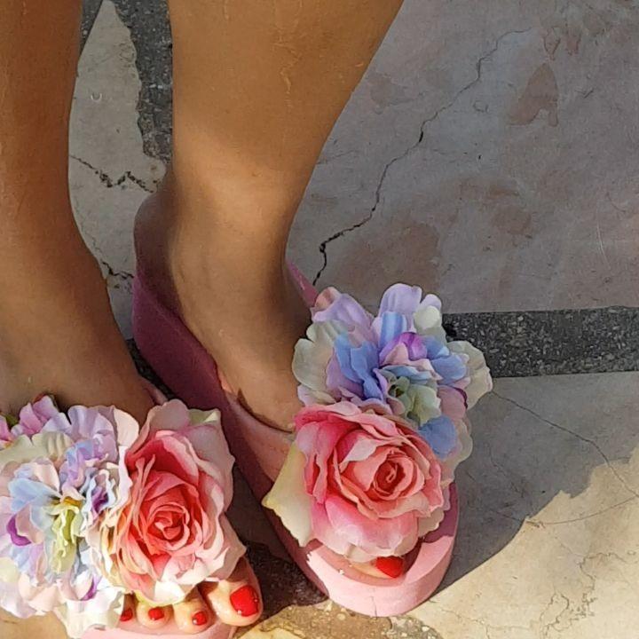 Rola Yammout Feet