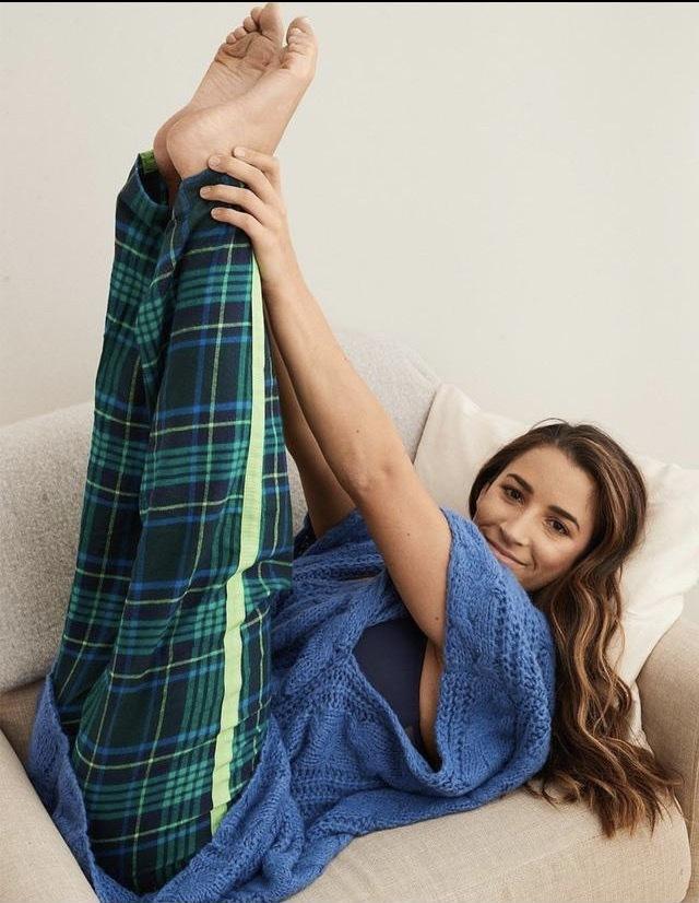 Alexandra Raisman Feet