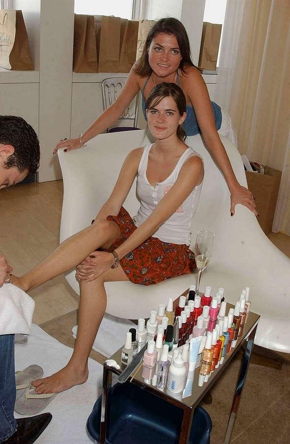 Jade Davidson Feet