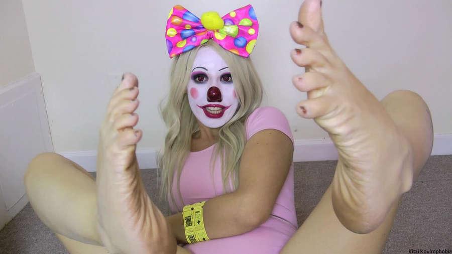 Kitzi Klown Feet