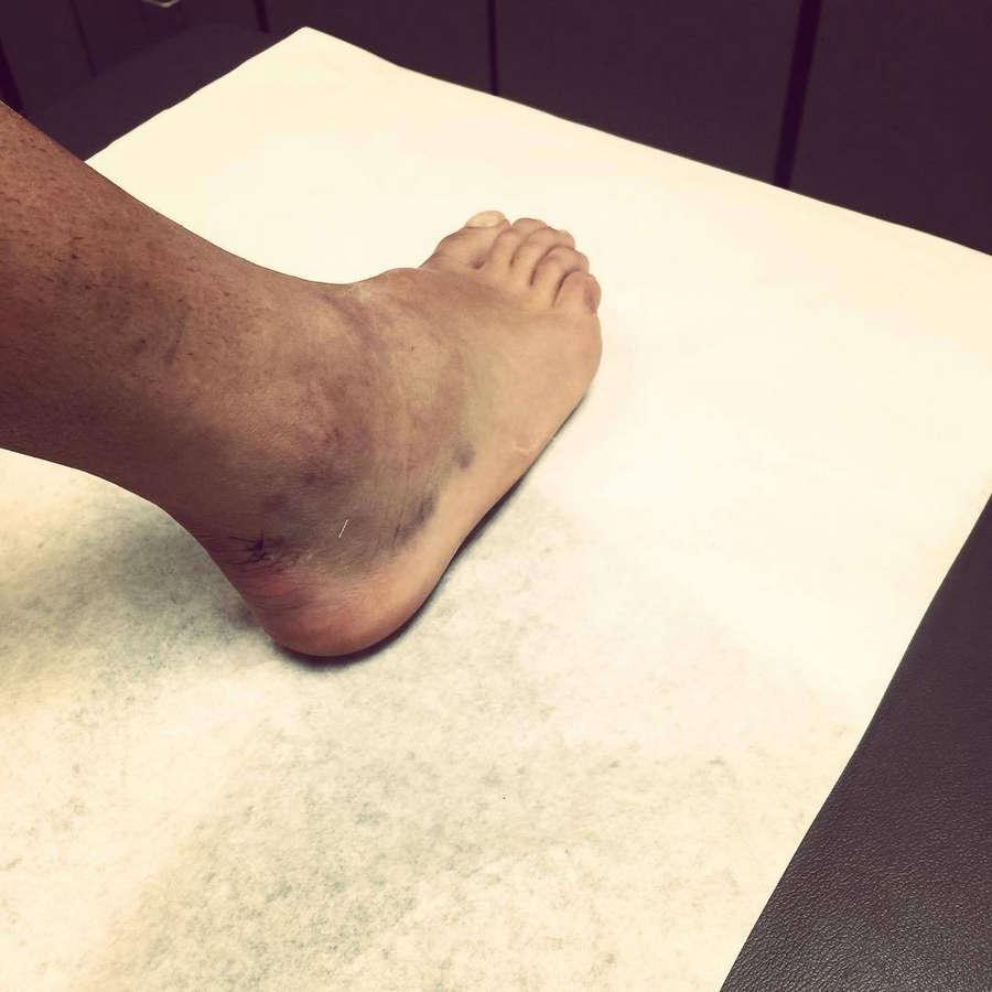 Sydney Leroux Feet