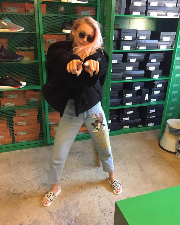 Cailin Russo Feet