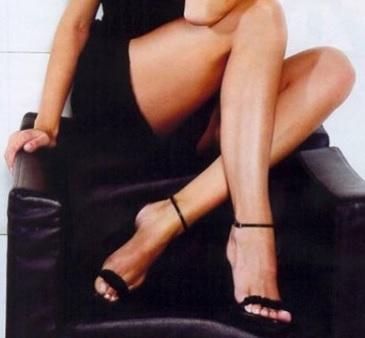 Marjorie De Sousa Feet