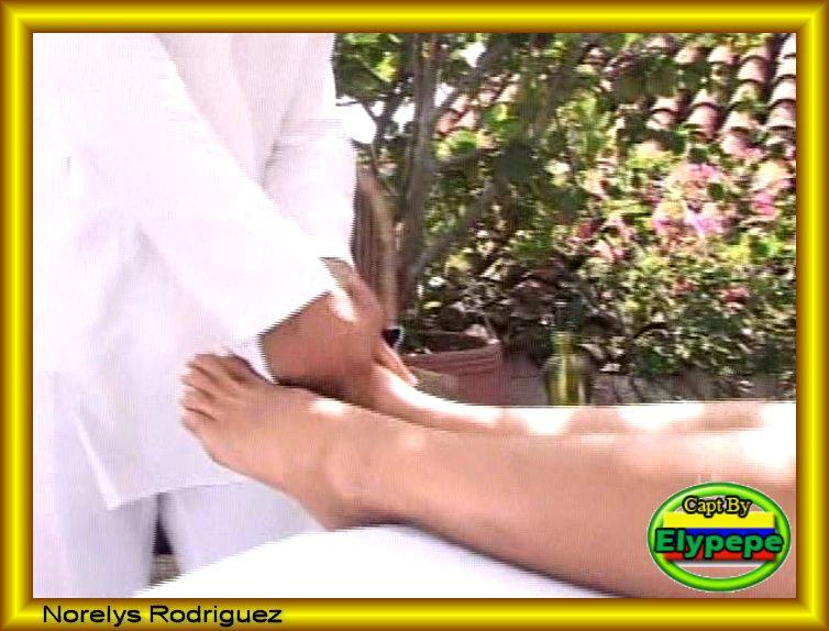 Norelys Rodriguez Feet