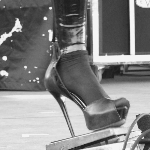 Lzzy Hale Feet