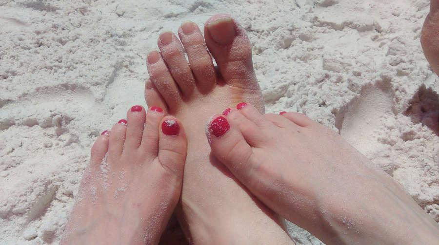 A J Marion Feet