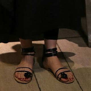 Rana Azadivar Feet