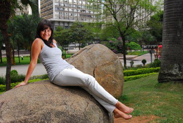 Fernanda Vasconcellos Feet