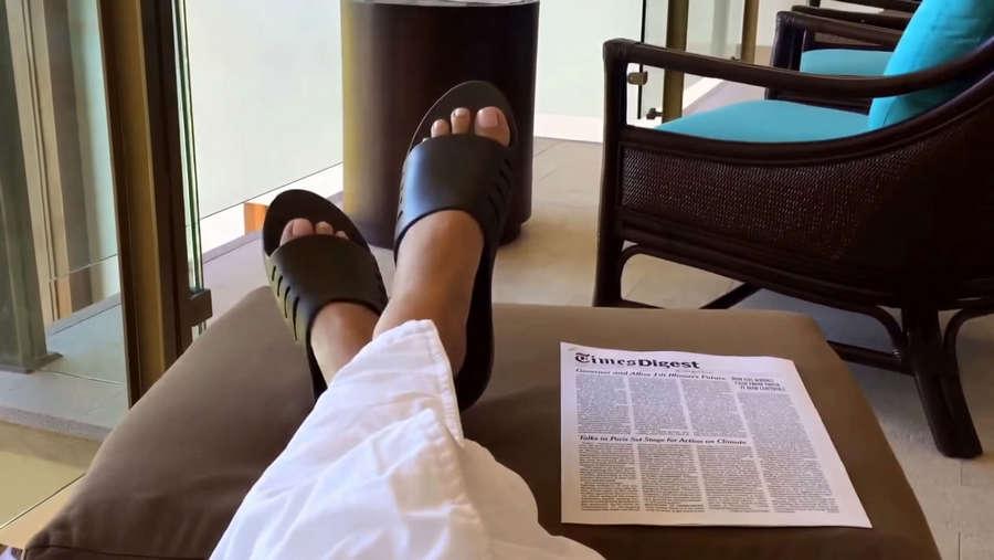 Renee Herlocker Feet