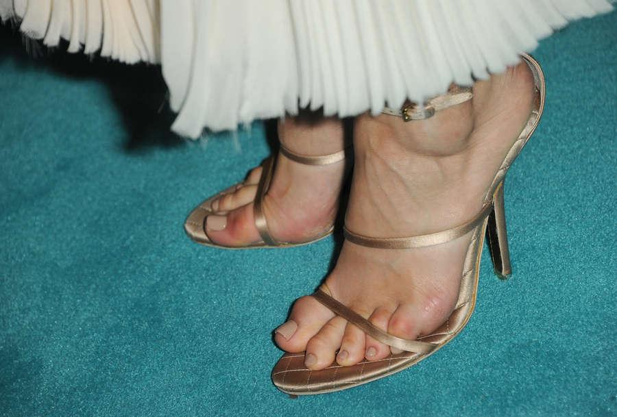 Abigail Spencer Feet