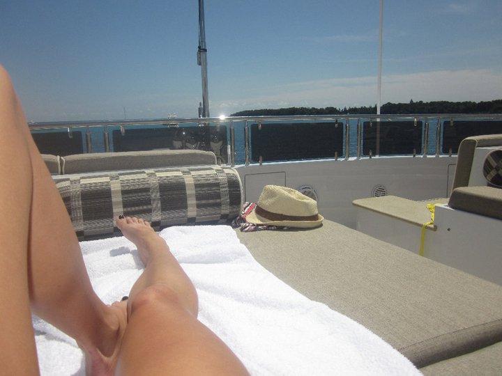 Elane Alden Feet