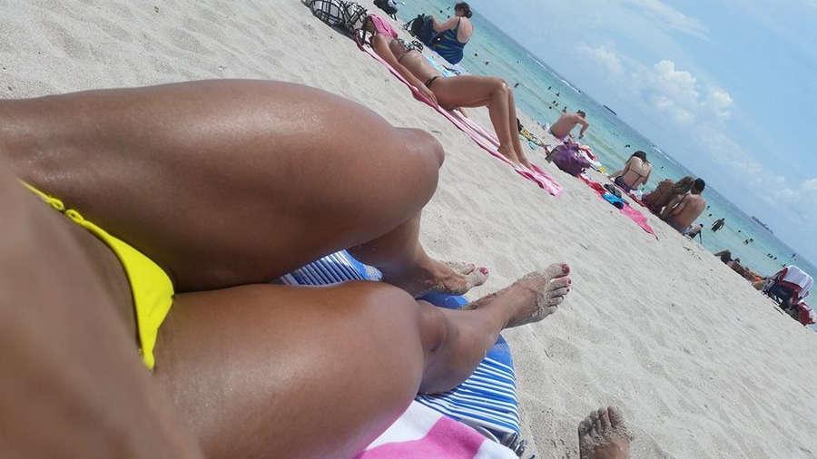 Asha Hadley Feet