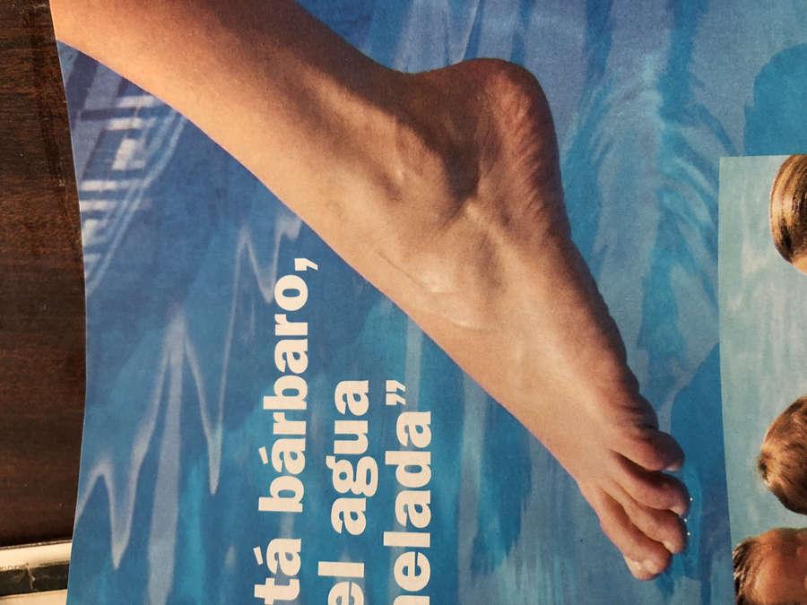 Lauren Phoenix Feet