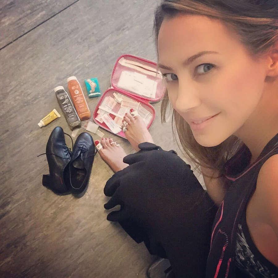 Alessandra Meyer Woelden Feet