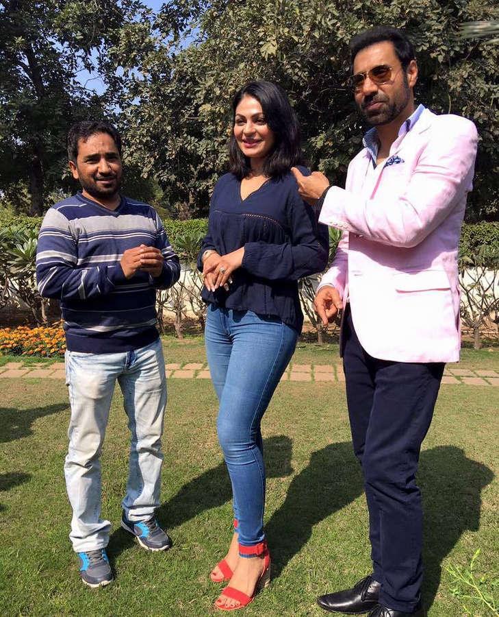 Neeru Bajwa Feet