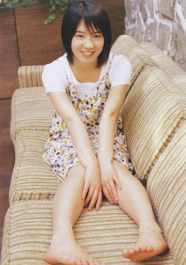 Nanami Sakuraba Feet