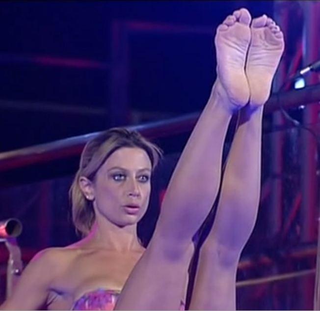 Maddalena Corvaglia Feet