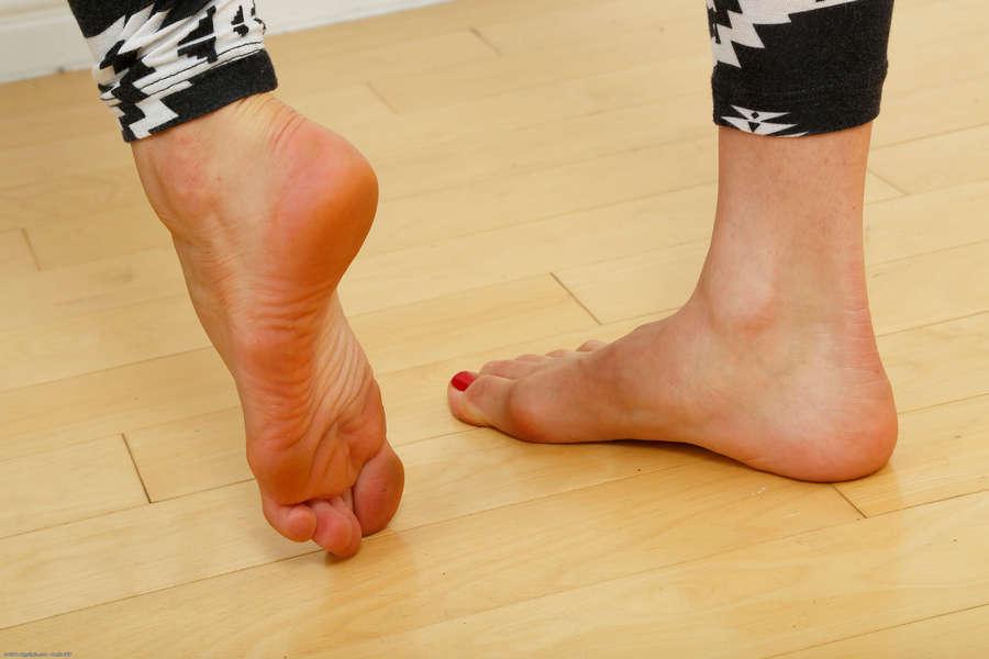 Karla kush feet